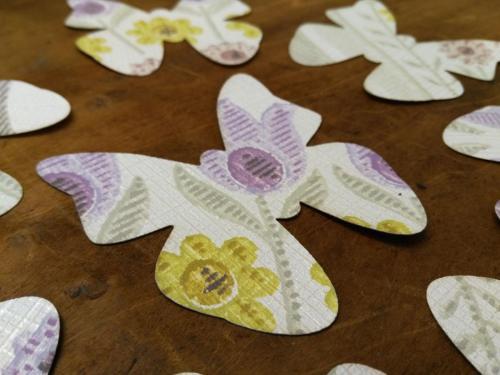 Schmetterlingsschwarm L-03-4